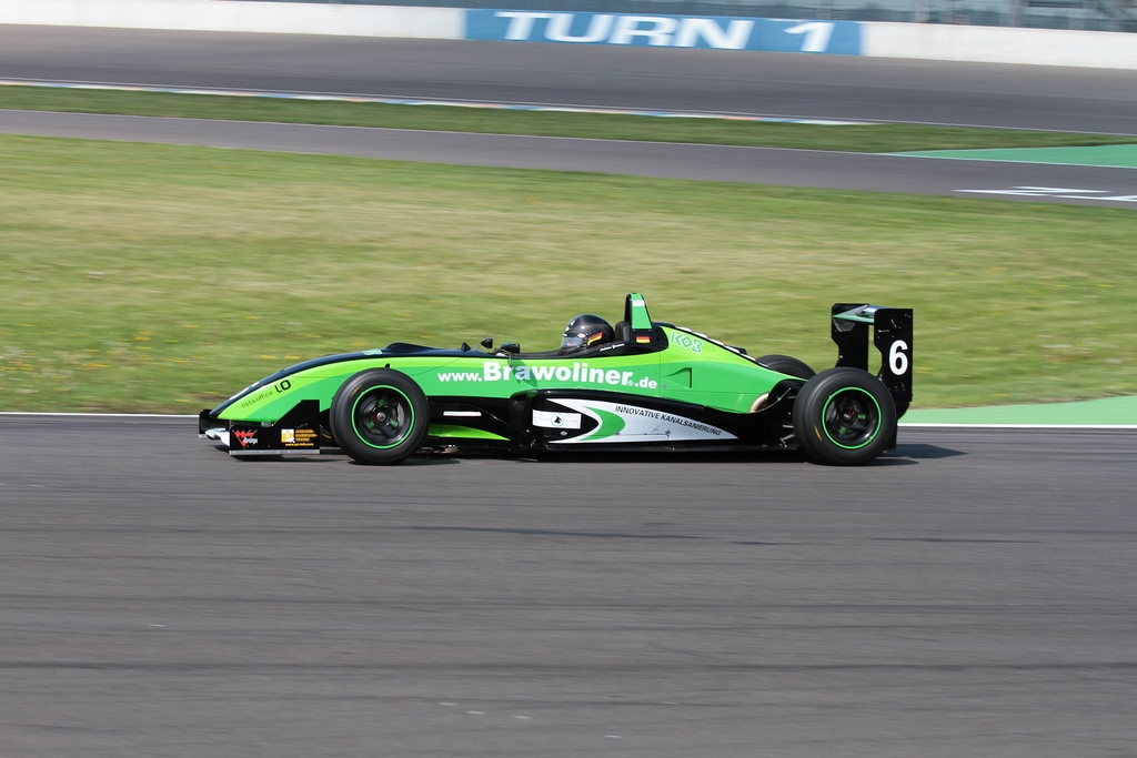 Andreas Germann Dallara F305/7